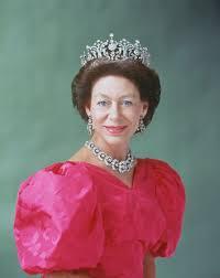 formal portrait of princess margaret rose 1930 2002 uk divorced