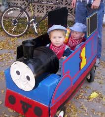Thomas Tank Engine Halloween Costume 6 Nuts Nutshell Homemade Halloween Costumes