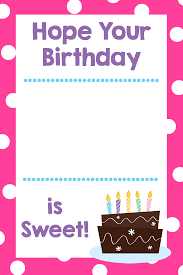 printable gift card printable birthday gift card holders projects
