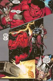 could superman lift thor s hammer with pure strength gen