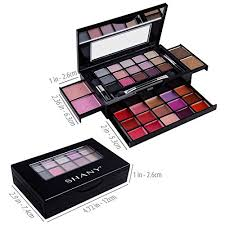Makeup Set extravaganza shany fierce flawless all in one makeup set