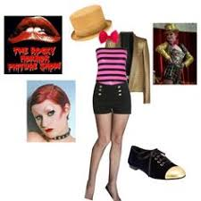 Rocky Horror Halloween Costume Rocky Horror Picture Show Costume Warp Sign