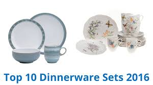 10 best dinnerware sets 2016 youtube
