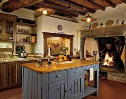 cuisines rustiques 10 exemples représentent la cuisine moderne rustique