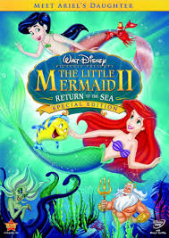 mermaid ii return sea video disney wiki
