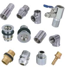 sanitary brass sanitary fitting