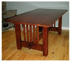 Arts And Crafts Dining Room Furniture Cool Arts Crafts Mission Style Dining Room In Craftsman Table