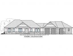 bungalow home plans ontario