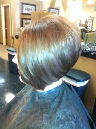 how to cut hair so it stacks short stack angled bob chemically addicted pinterest angled