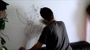 let s draw fairy tail mural draw youtube