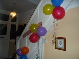 How To Decorate Our Home Room Decorating Ideas For Husbands Birthday Birthday Decoration