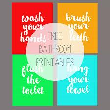 Free Printable Bathroom Art Bathroom Art Printables Best Bathroom Decoration