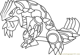 pokemon coloring pages images groudon pokemon coloring page free pokémon coloring pages