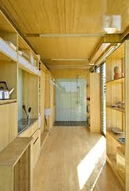 shipping container home interior port a bach shipping container home idesignarch interior