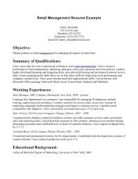 assistant manager resume examples cover letter retail resume template free retail store manager cover letter cover letter template for retail resume cv s assistant manager example examples xretail resume