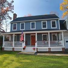 front porches on colonial homes remodelaholic real rooms colonial porch curb appeal