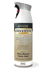 Spray Paint White - universal all surface spray paint rustoleum spray paint www