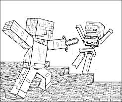 cool minecraft coloring pages free 301 printable coloringace