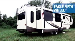 2016 jayco eagle fifth wheel product overview youtube