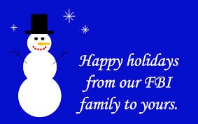 fbi on happy holidays from the fbi https t co l9voibqxnx