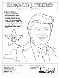 president donald trump vice president mike pence coloring book