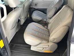Toyota Sienna Captains Chairs 2012 Toyota Sienna Xle 7 Passenger Auto Access Seat 4dr Mini Van