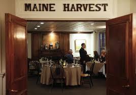 Maine Dining Room Dine Out Maine Harraseeket Inn In Freeport Portland Press Herald