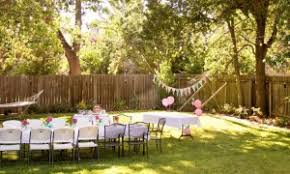 Backyard Birthday Party Ideas Is This The Cutest Backyard Party Idea Ever Coldwell Banker
