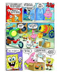 cartoon snap some of my spongebob comics u2013 super suspicion