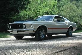 Mustang Mach One Ford Mustang Mach One