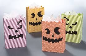Halloween Candy Bags Craft by Treat Make It From Your Heart