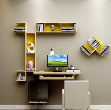 famille bureau famille modèle chambre bureau d ordinateur suspendus simple