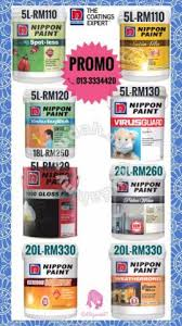 nippon paint cat others for sale in petaling jaya selangor