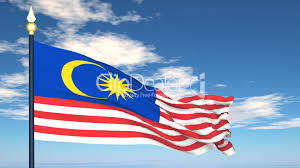 Maylasia Flag Flag Of Malaysia Lizenzfreie Stock Videos Und Clips