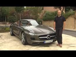 mercedes espa l mercedes sls amg roadster español
