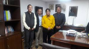 tibetan bureau office home kalon meets officials of ministry of home affairs central
