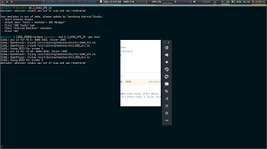 android studio linux emulation android emulator arch linux lags when out of