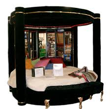Bed Style by King Round Luxury Canopy Bed Style 1000 U2013 Playhouseusa