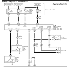 wiring diagram for power window switch nissan 350z forum nissan