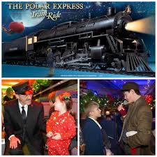 seeing is believing do you believe the polar express train