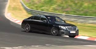 mercedes s600 amg 2014 w222 mercedes s600 and s65 amg filmed at ring autoevolution