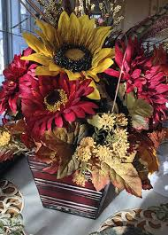 gorgeous fall wedding centerpiece ideas with stunning harvest colors