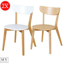 Scandinavian Chairs by 2 X Vegard Mid Century Classic Scandinavian Design Dining Chair In