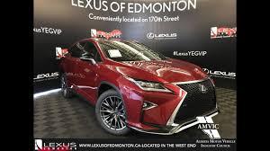 lexus gs 350 cargurus red 2017 lexus rx 350 f sport series 2 walkaround review downtown