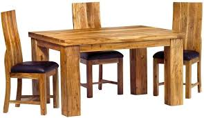 Dining Chairs Rustic Furniture Amazing Metro Rustic Indian Style Set Of Two Wooden