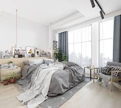 scandinavian bedroom six scandinavian interiors that make the lived in look inspirational