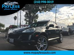 used 2008 porsche cayenne s at payless auto sales