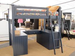 Study Bunk Bed Work Study Loft Bed Alley Factory Direct Custom Furniture