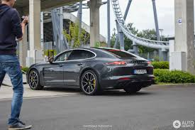 porsche panamera turbo 2017 black porsche 971 panamera turbo 9 august 2016 autogespot