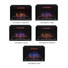 Infrared Quartz Fireplace by Classicflame 26 In Spectrafire Plus Infrared Quartz Electric